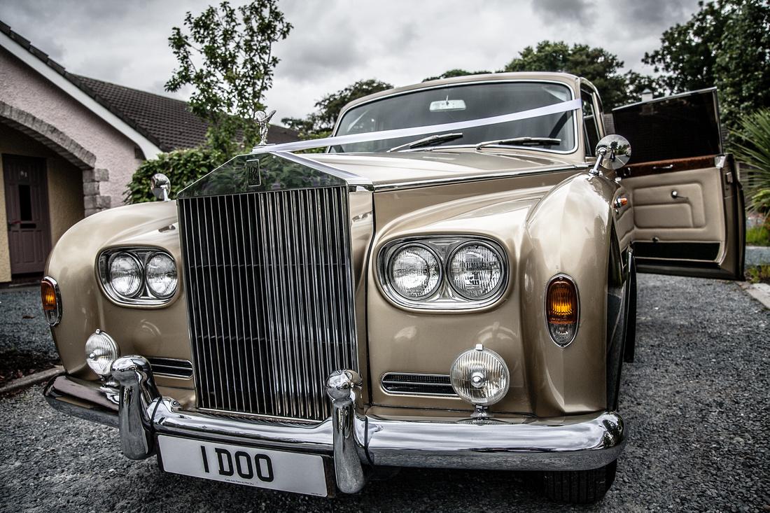 Wedding photography - Wedding Car