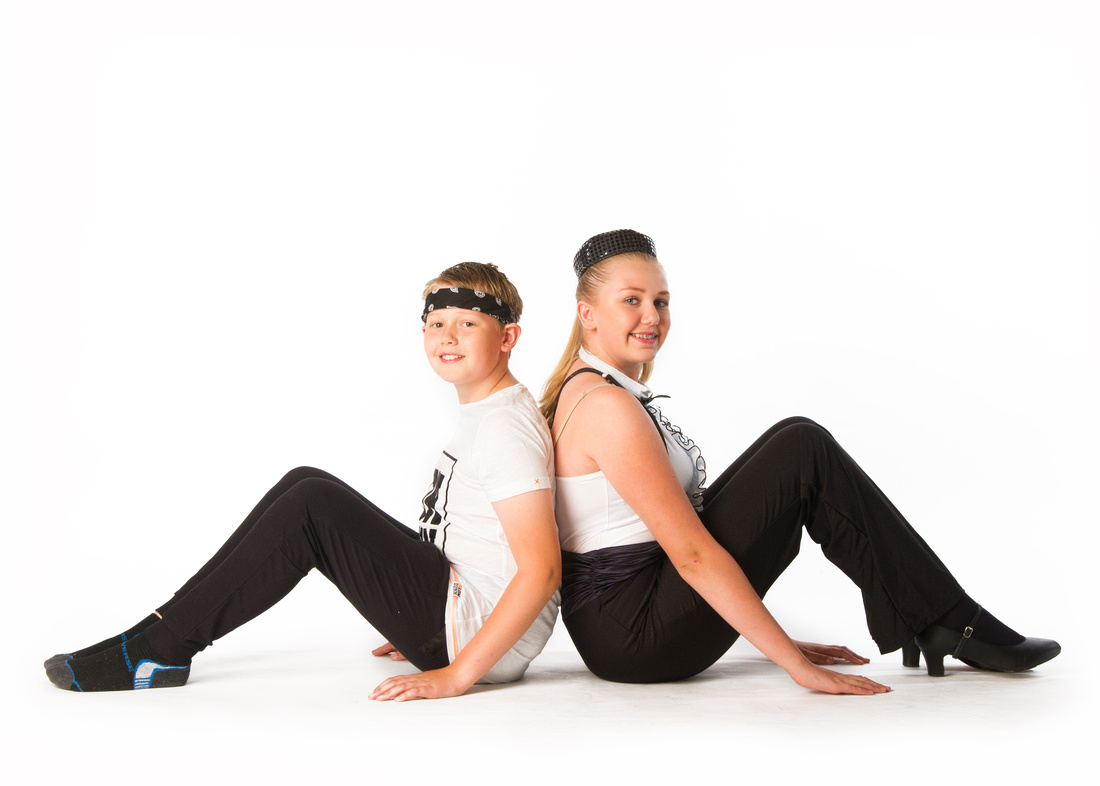 Dance School Portraits