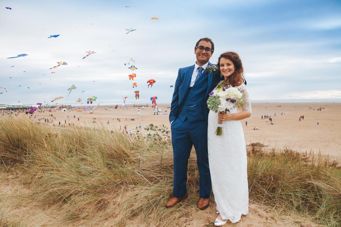 Lytham Wedding Photography, Lancashire Wedding Photographer