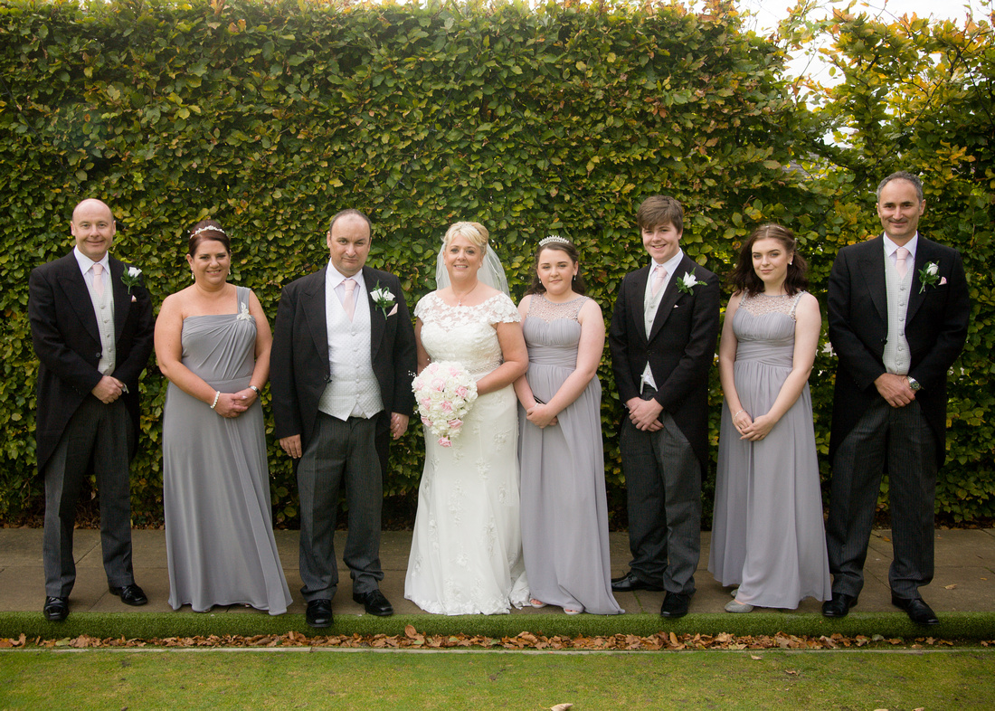 Wedding Photography Ribby Hall